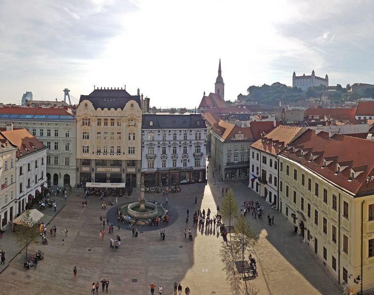 Tipps und Sehenswürdigkeiten in Bratislava