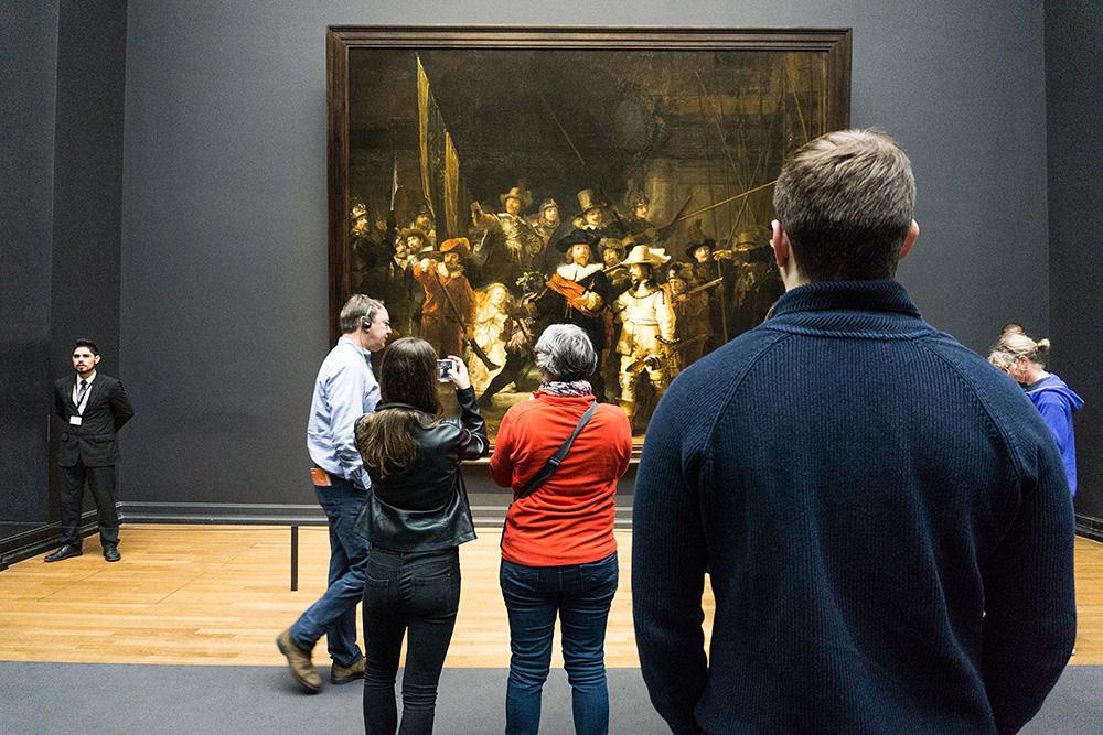 Die Nachtwache - Rembrandt