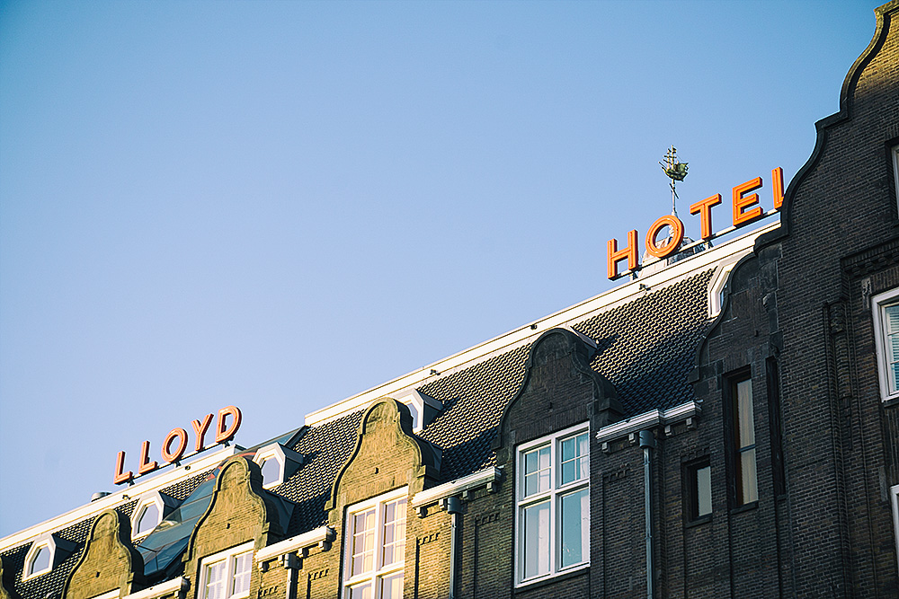 Lloyd Hotel Außenansicht