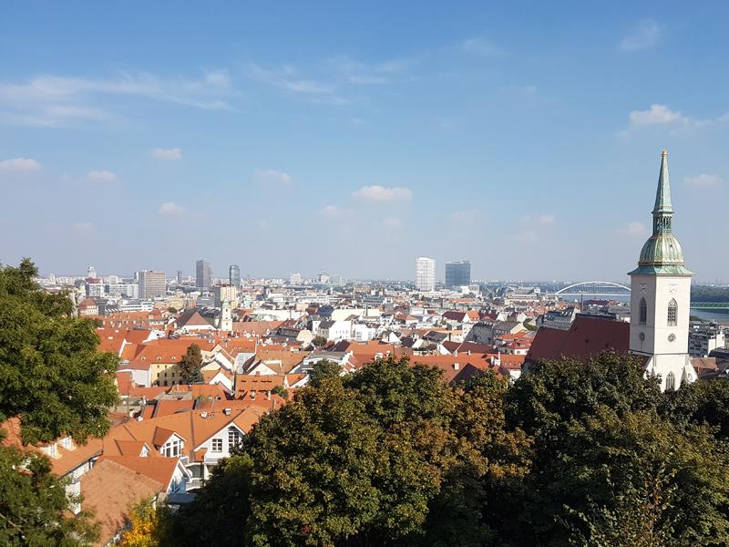 Martinsdom in Bratislava