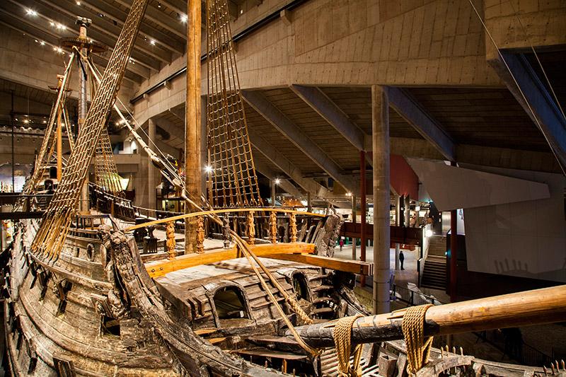 Vasa Schiff