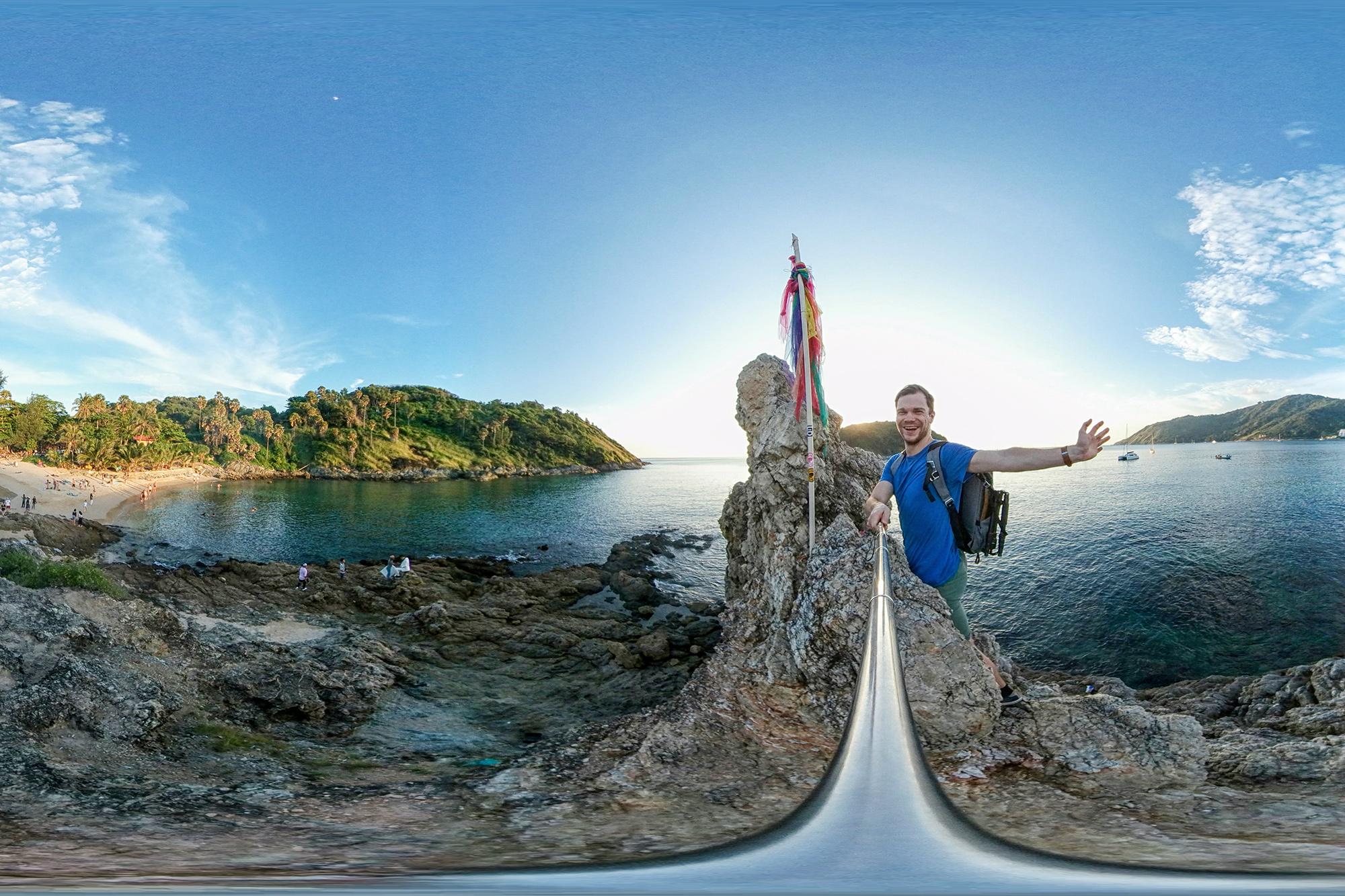 Die Welt in 360 Grad