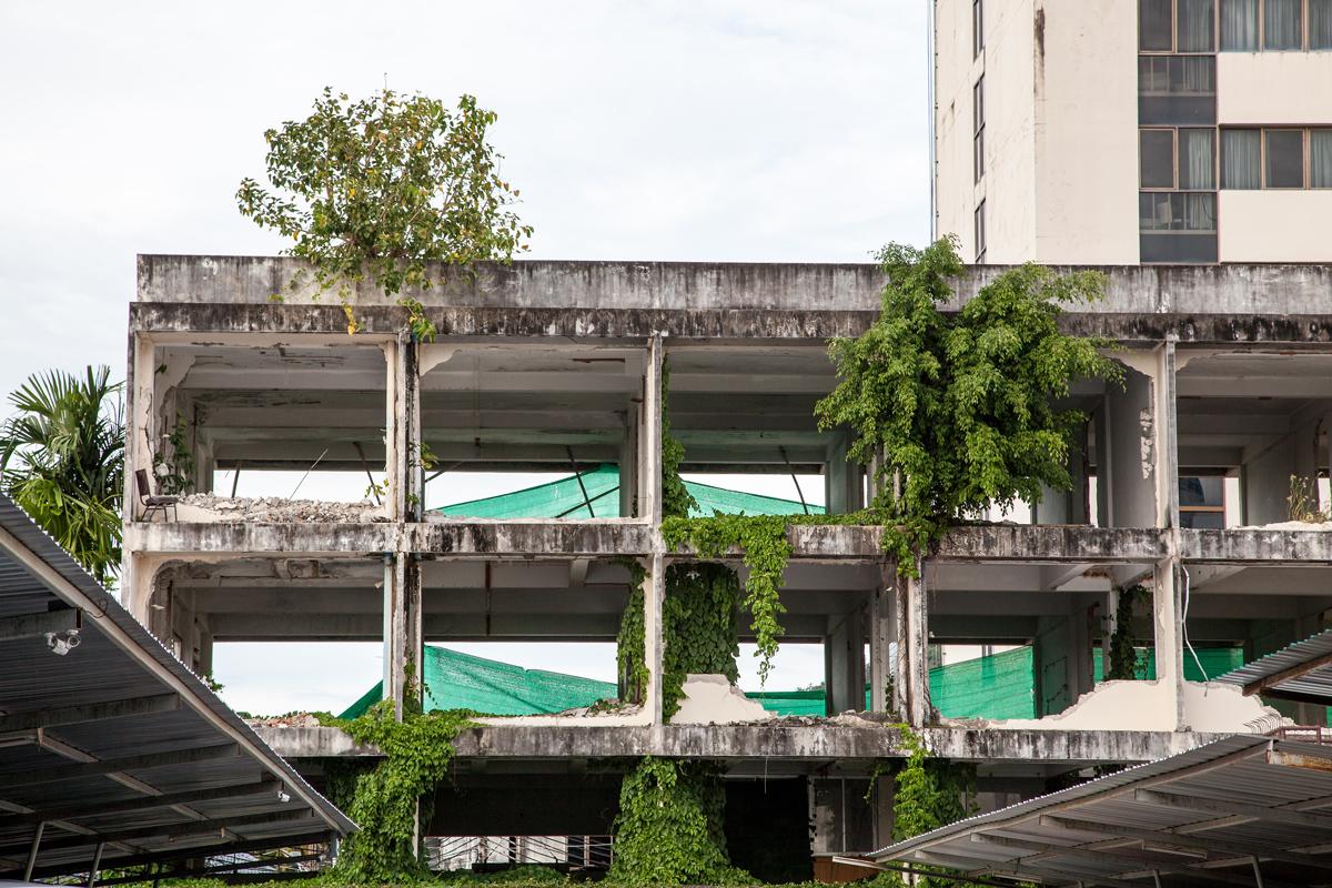 Bauruine Phuket