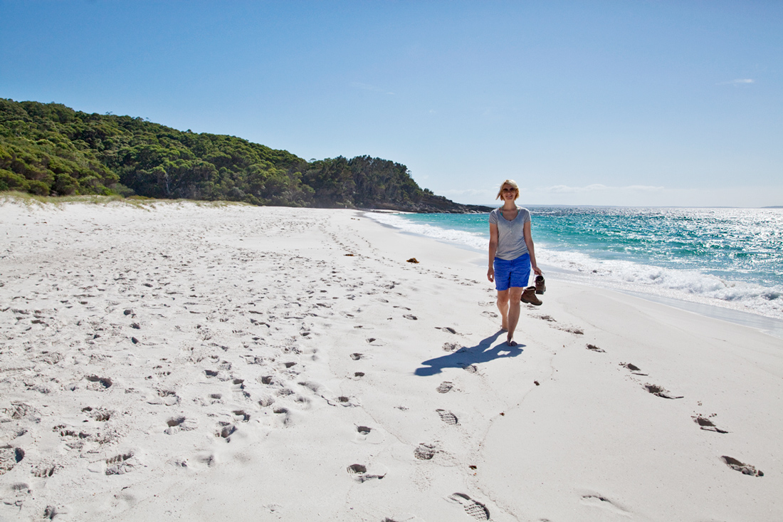 Booderee National Park Strand