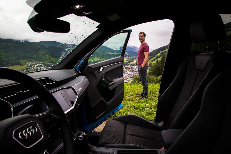 Roadtrip mit dem Audi Q3