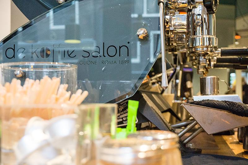De Koffie Salon - Kaffeemaschine