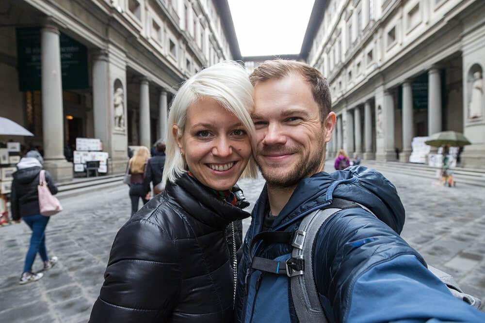 Kathi & David - Uffizien