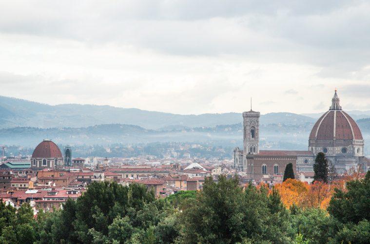 Florenz Spaziergang