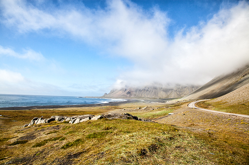 Ostfjorde in Island