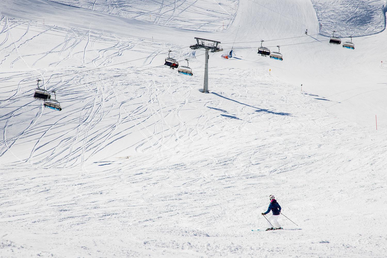 Katharina Ski Panorama
