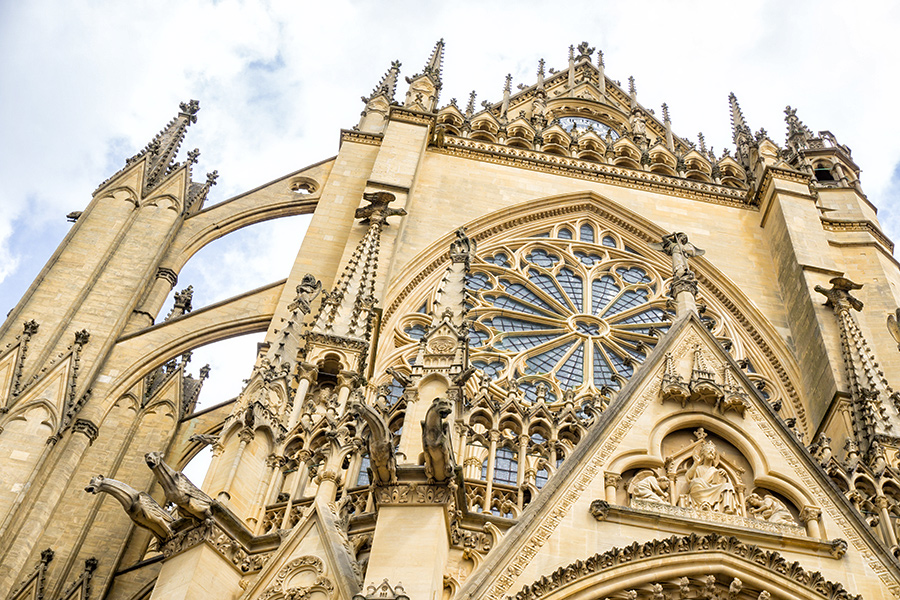 Kathedrale St. Etienne
