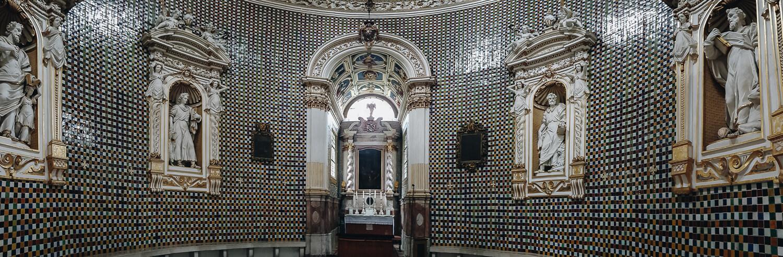 Mausoleum von Fürsterzbischof Wolf Dietrich von Raitenau