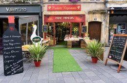 Essen und Trinken in Metz