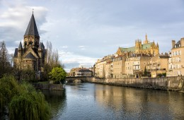Reise nach Metz