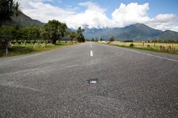 Reise durch Neuseeland