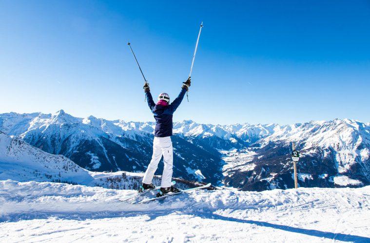 Perfekter Skitag