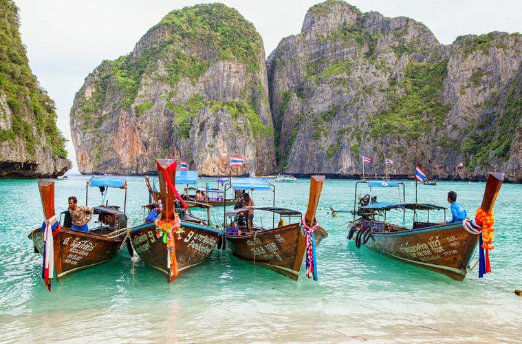 Phi Phi und Maya Bay