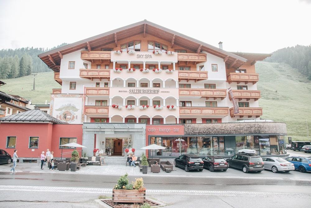 Salzburger Hof in Zauchensee