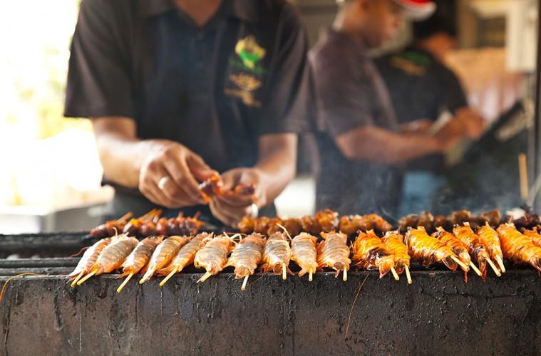 Satay BBQ