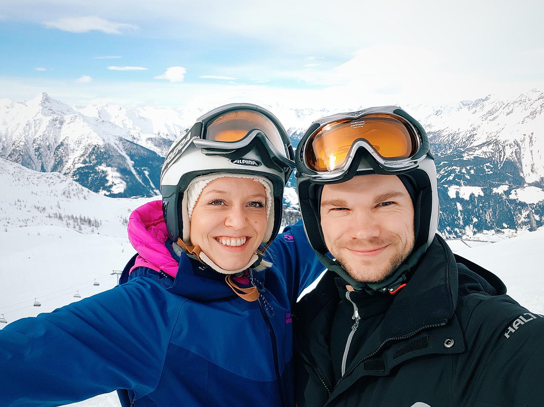 Ein perfekter Skitag