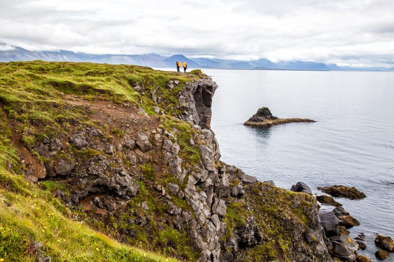 Coastal Walk auf Snaefelsness