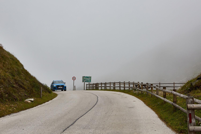 Passüberquerung Sölkpass