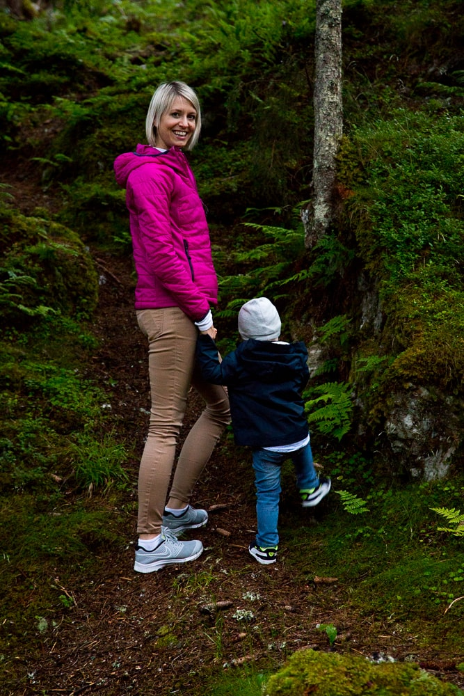 Waldspaziergang in Zauchensee