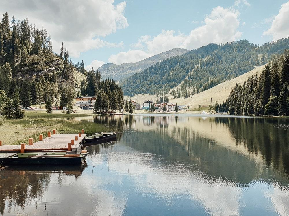 See in Zauchensee